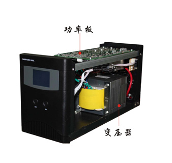 nb系列正弦波逆变器300w-1kw - 品牌ups销售,艾默生